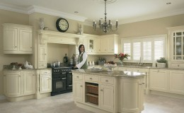 Kitchen by O&S Doors Ltd.
