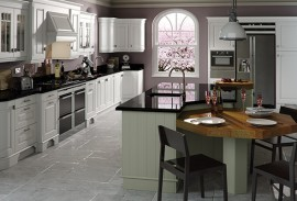 Painted & Stained Kitchens