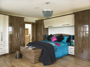 Bedroom by O&S Doors Ltd.
