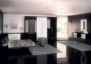 Phoenix-Gloss-Black-&-White-Bedroom
