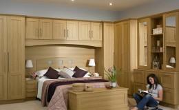 Bedroom by O&S Doors Ltd.