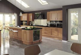 Contemporary & Gloss Kitchens